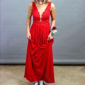 Sherri Hill 00 prom dress